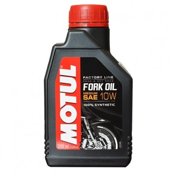Óleo Motul Fork Oil Factory Line 10W 500ml