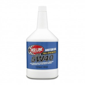 Red Line 5W40 Motor Oil 946ml