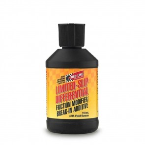 Red Line LSD Friction Modifier & Break-In Additive 118ml