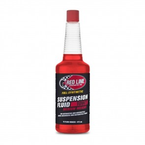 Red Line Medium 10wt Suspension Fluid 473ml