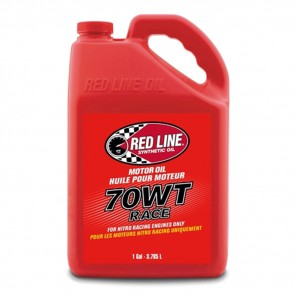 Red Line 70WT Nitro Race Oil 3785ml