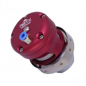 Válvula de Prioridade Blow Off 50mm Vermelho RGTX