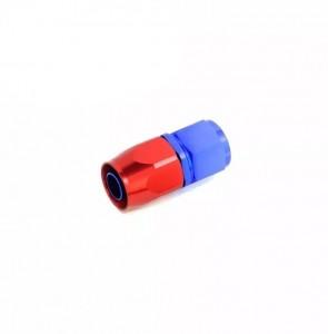 Conexão Epman 10AN Reta - Azul / Vermelha