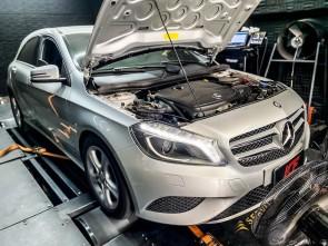 Reprogramação ECU TCU Stage  - Mercedes A200 W176