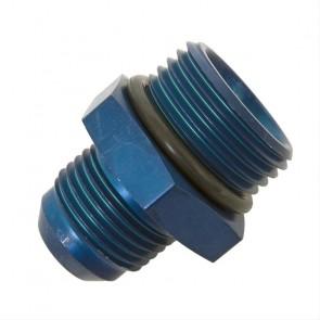 Niple Adaptador Oring 12AN Cônico 10AN - Azul