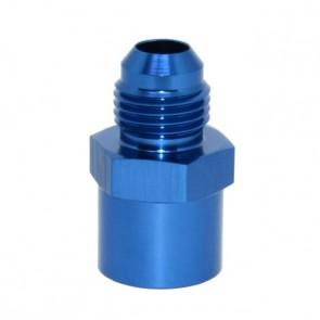 Adaptador Métrico Fêmea M16X1.5 para Macho Cônico 6AN / AN6 - Azul
