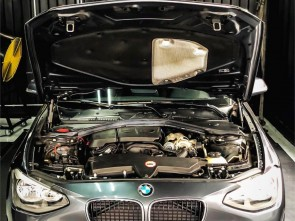 Reprogramação de ECU Stage 2 - BMW 116i
