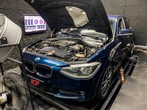 Reprogramação de ECU - BMW 118i