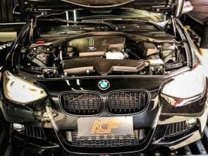 Reprogramação de ECU Stage 1 Remap - BMW 125i