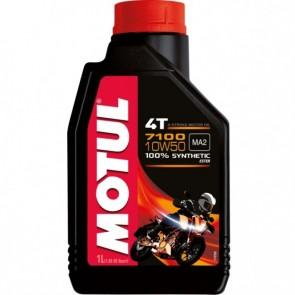 Óleo Motul 7100 4T (100% Sintético) 10W50 1L
