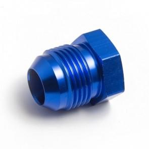 Tampão Rosca Macho 10AN - Azul