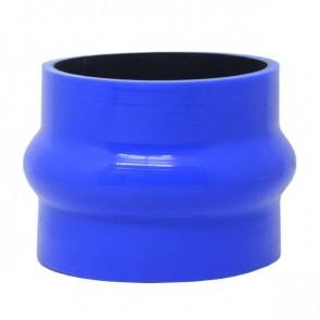 """Mangote Azul em Silicone Reto 3,5"""" Polegadas (89mm) * 76mm - Epman"""