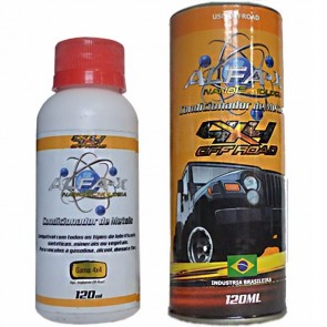 Alfa-X 4x4 Off Road - Mais concentrado - 120ml