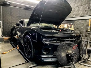 Reprogramação Chevrolet Camaro SS V8 405cv