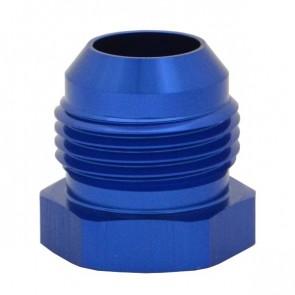 Tampão Rosca Macho 12AN - Azul