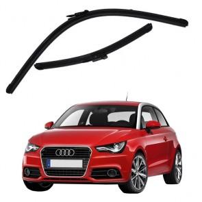Kit Palhetas para Audi A1 Ano 2010 - Atual