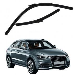 Kit Palhetas para Audi Q3 Ano 2011 - Atual