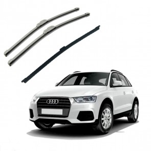 Kit Completo Palhetas para  Audi Q3 2011 - Atual