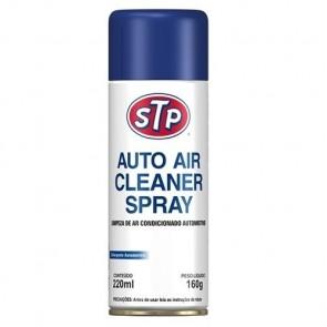 Limpa Ar Condicionado Auto Air Cleaner STP Neutro 220ml