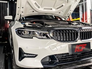 Reprogramação de ECU Stage 1 Remap - BMW 320i g20