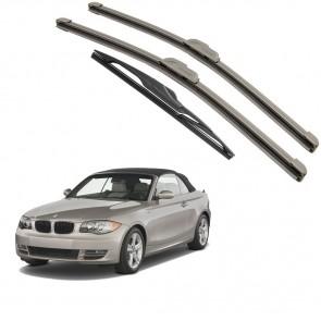 Kit Palhetas Dianteira e Traseira para BMW Série 1 Ano 2008 - Atual