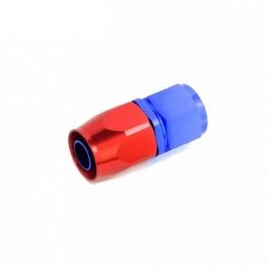 Conexão Epman 8AN Reta - Azul / Vermelha
