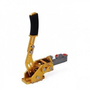 Alavanca Freio De Mão Hidráulico Com Regulagem Epman - Dourado