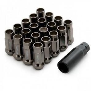 Jogo de Porca de Roda Rosca M12*1,25 (20 Porcas) EPMAN - Titanium
