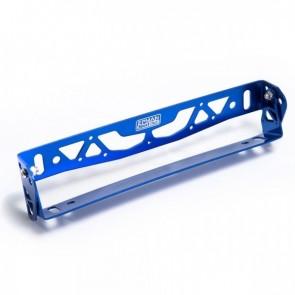 Suporte Móvel de Placa Racing Epman em Alumínio - Azul