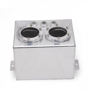 Surge Tank para Duas Bosch 044 de 3 Litros Entradas 6AN Epman - Polido