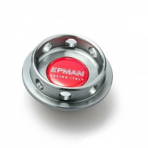 Tampa de Óleo do Motor para motores Toyota Rosca 36mm Epman - Cinza