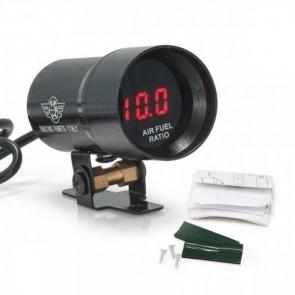Indicador de Mistura Ar / Combustível tipo Hallmeter Digital 37mm - Epman