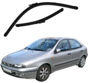 Kit Palhetas para Fiat Brava Ano 1998 - 2004