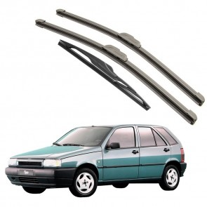 Kit Palhetas Dianteira e Traseira para Fiat Tipo Ano 1993 A 1997