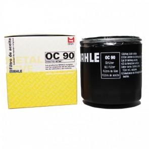 Filtro de Óleo OC 90 - Metal Leve MAHLE