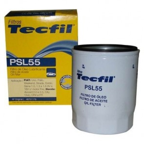 Filtro de Óleo PSL55 - Tecfil