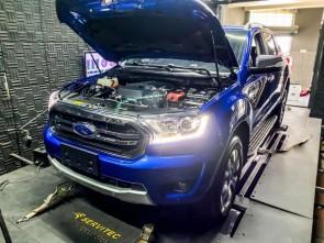 Reprogramação ECU TCU Stage  - Ford Ranger 3.2TDCI