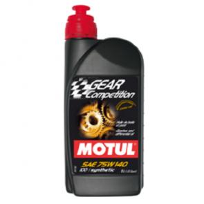 Óleo de Câmbio e Diferencial Motul Gear FF Competition 75W140 1L (100% Sintético)