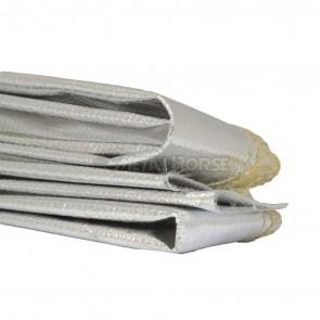"""Conduite Térmico Aluminizado 1-1/2"""" polegadas (38mm) x 3m - Heat Sleeve"""