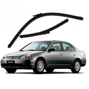 Kit Palhetas para Honda Civic Ano 2000 - 2005