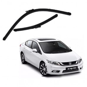 Kit Palhetas para Honda Civic Ano 2012 - 2016