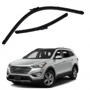 Kit Palhetas para Hyundai Santa Fé Ano 2014 - Atual