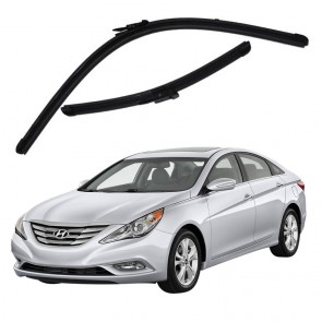 Kit Palhetas para Hyundai Sonata Ano 2010 - Atual
