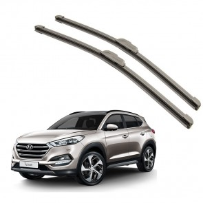 Kit Palhetas para Hyundai Tucson Ano 2017 - Atual