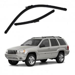 Kit Palhetas para Jeep Grand Cherokee Ano 2000 - 2011