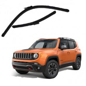 Kit Palhetas para Jeep Renegade Sport Ano 2016 - Atual