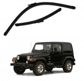 Kit Palhetas para Jeep Wrangler Ano 2001 - Atual