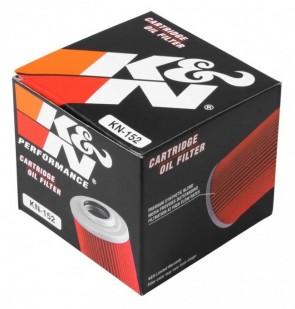 Filtro de Óleo K&N para motos KN-152