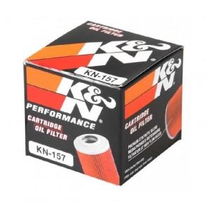 Filtro de Óleo K&N para motos KN-157