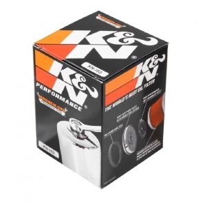 Filtro de Óleo K&N para motos KN-163